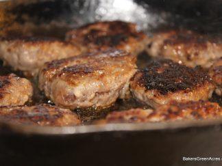 mangalitsa sausage