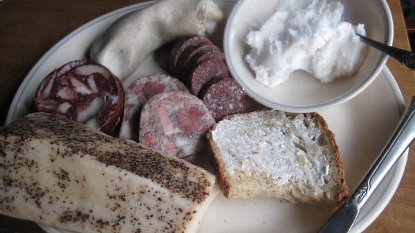 charcuterie homestead pork