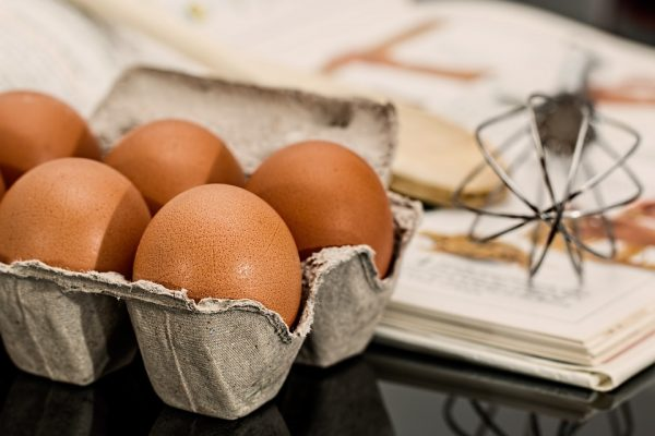 Farm Fresh Brown Eggs from Bakers Green Acres - Michigan